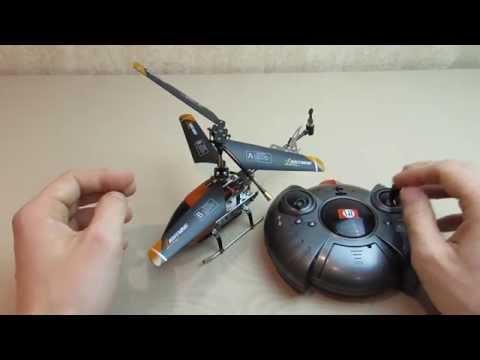 C7 Spy Helicopter RC!!! Радиоуправляемый вертолет с камерой!!!