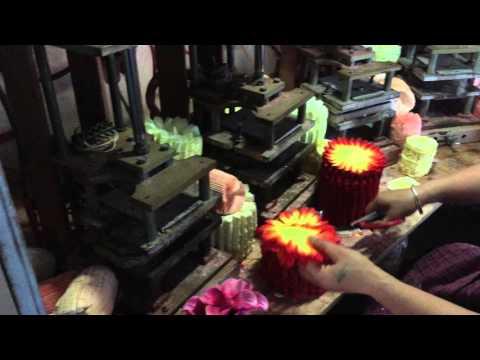 фабрика цветов в Китайском Иу Www.optlogistic.com