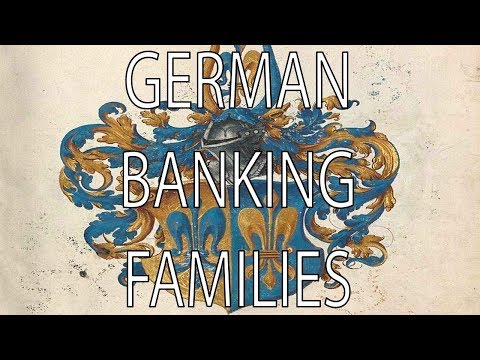 German Banking Families | Stuff That I Find Interesting