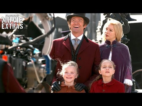 Download Youtube: Go Behind the Scenes of The Greatest Showman (2017)