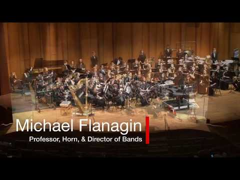 IWU Wind Ensemble Fall, 2017 Concert - Indiana Wesleyan University