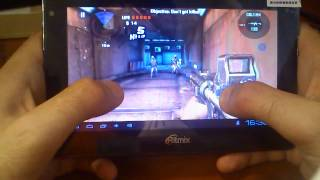 Недорогой планшет Android 4, обзор Ritmix RMD-721 / Арстайл /