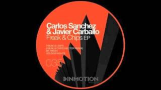 Carlos Sanchez & Javier Carballo -  Be Fresh (original mix)