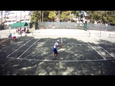 Isaiah Strode vs. Pablo Caffarena Asensi (part 1)