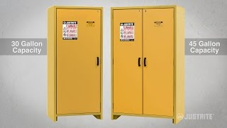 Justrite EN Safety Storage Cabinet