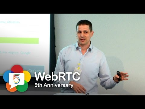 WebRTC on Mobile: What are your choices? (Kranky Geek WebRTC 2016)