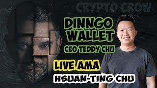 DINNGO EXCHANGE CEO TEDDY CHU LIVE - HSUAN-TING CHU
