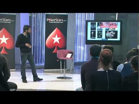 Академия PokerStars.net - Лекция о покере №1