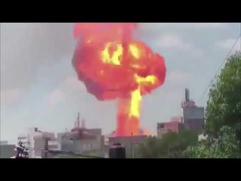 Mexico Earthquake 7.1 Magnitude 19.09.2017