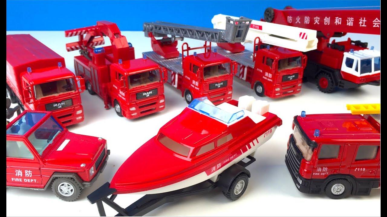 Fire Engine No  Kids Toy