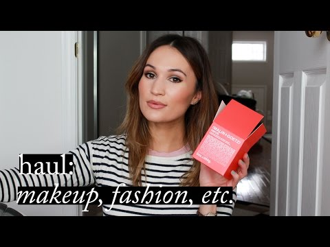 haul-&-first-impressions:-hair,-makeup,-swimwear,-etc.-/-ttsandra