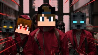 LA CASA DE PAPEL NO HG! - (Minecraft)