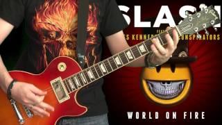 Slash & Myles Kennedy - Dirty Girl (full cover)