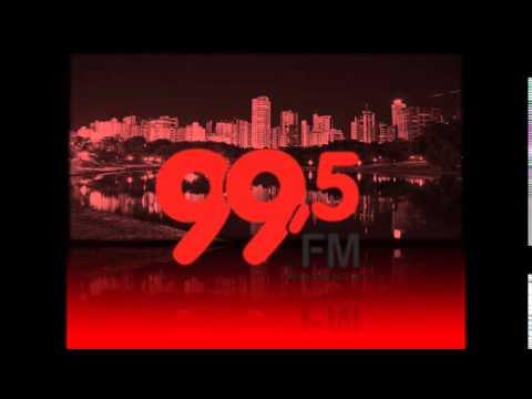 Prefixo - 99,5 FM - 99,5 MHz - Goiânia/GO