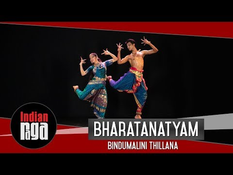 Bharatanatyam | Bindumalini Thillana | Best of Indian Classical Dance