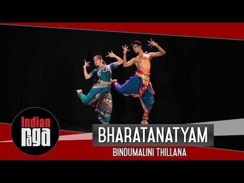 Bharatanatyam | Bindumalini Thillana | Best Of Indian Classical Dance