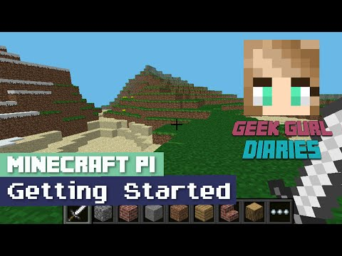 Getting Started Coding Minecraft Pi