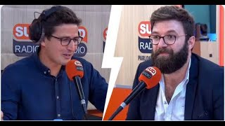 L'humoriste Haroun ridiculise un journaliste sur le voile