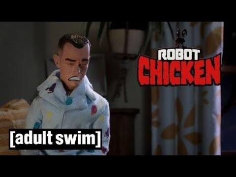 Forrest Gump talks dirty  Robot Chicken  Adult Swim