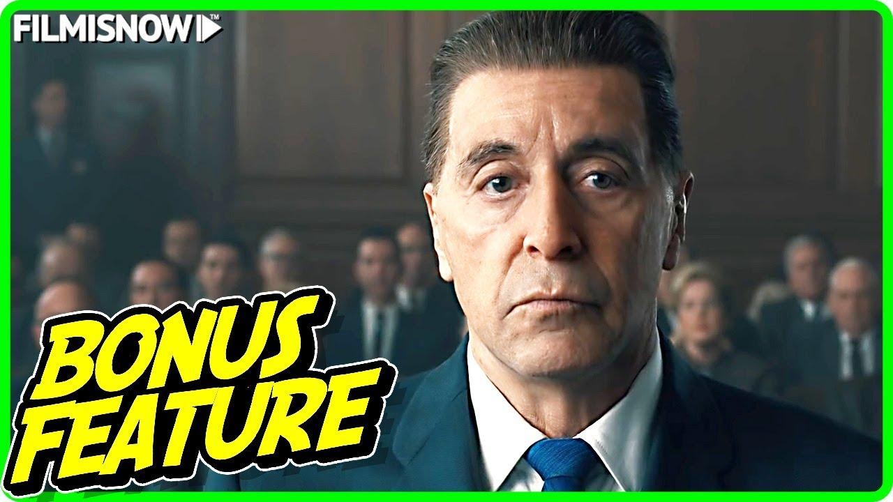 THE IRISHMAN | Al Pacino Featurette (Netflix)