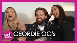 Geordie OGs: Aaron Chalmers 'fatherhood will give me something to fight for'