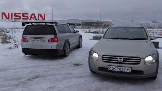 Не семейный универсал Nissan Stagea AR-X