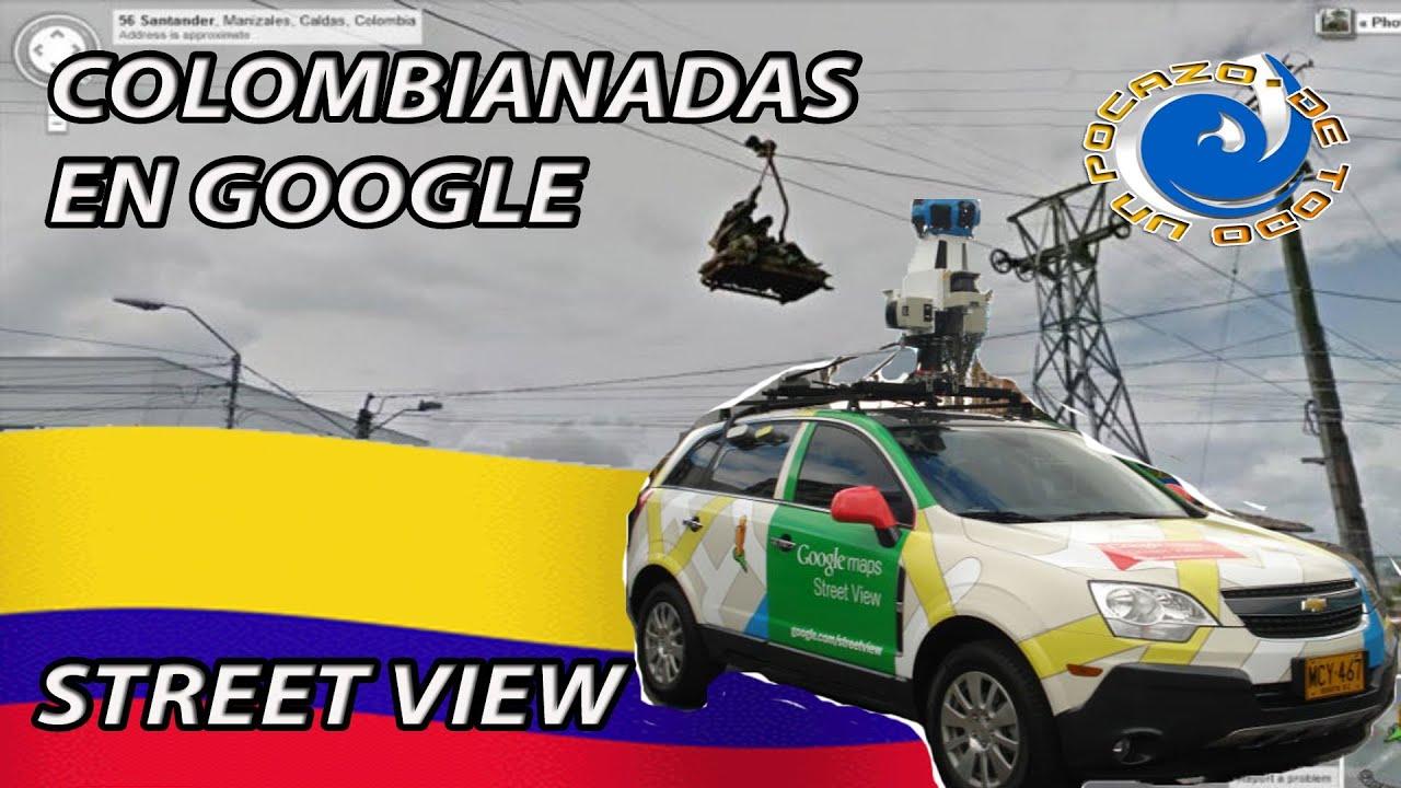 carros de google maps
