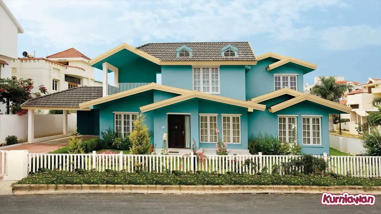 Tropical Paint Colors For Exterior