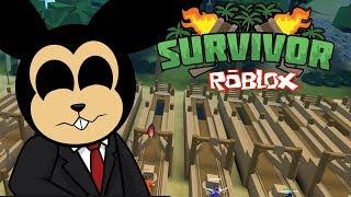 ¡CONSTRUYE UN PUENTE O PIERDE! ⭐️ El Último Superviviente en Roblox #3 (Temporada 1)