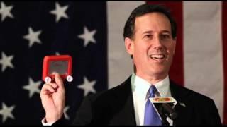 UNCLE PAUL likes Rick Santorum