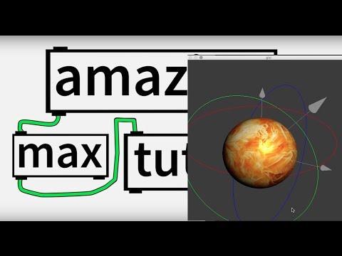 Amazing Max Tutorial 05