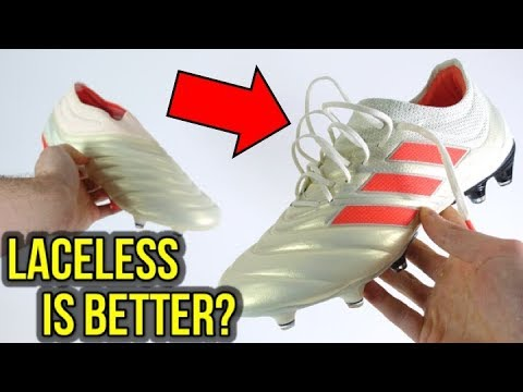 WORSE WITH LACES  - ADIDAS COPA 19.1 REVIEW + ON FEET - YouTube b327ac35f