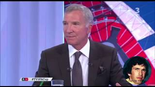 Graeme Souness can't get worse if you're Man U manager with brand of football city & Liverpool play