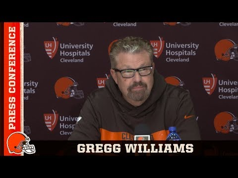 Gregg Williams on Baker Mayfield's Arm & Beating the Broncos | Cleveland Browns