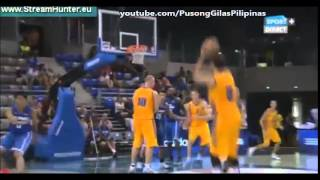 Gilas Pilipinas vs Ukraine Tune-up Game Highlights