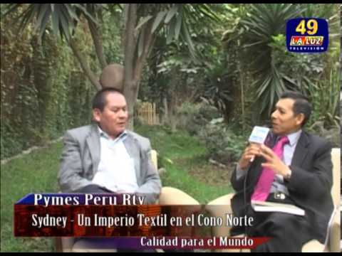 """EL PRIMER CASTILLO INDUSTRIAL """"SYDNEY""""  EN EL PERU"""