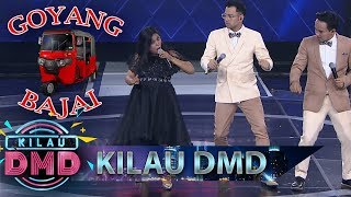 Video LUCU! Goyang Bajai Ala Sinta diikuti Oleh Rafi dan Anwar - Kilau DMD (12/4) download MP3, 3GP, MP4, WEBM, AVI, FLV April 2018