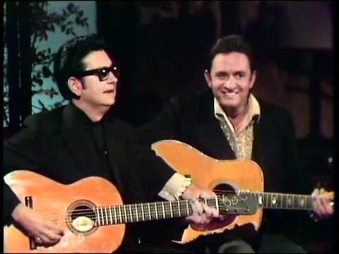 Pretty Woman-Roy Orbison & Johnny Cash 1967