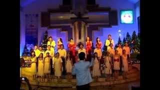 Suối Việt : Ôi đêm thánh ân & Mừng vui lên hỡi người