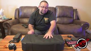My Pedaltrain Metro 20 Unboxing and Review