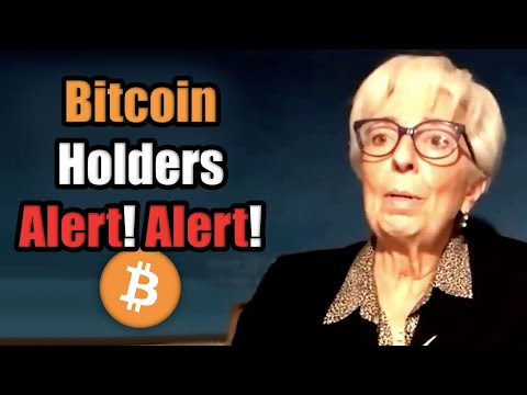 ALERT! The European Central Bank JUST Warned Of Global Cryptocurrency Regulation In 2021! [BE READY]