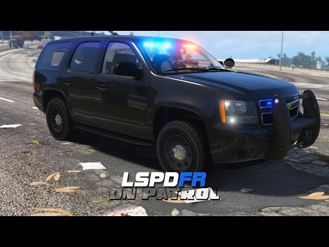 LSPDFR - Day 388 - Terrorist Plot Foiled