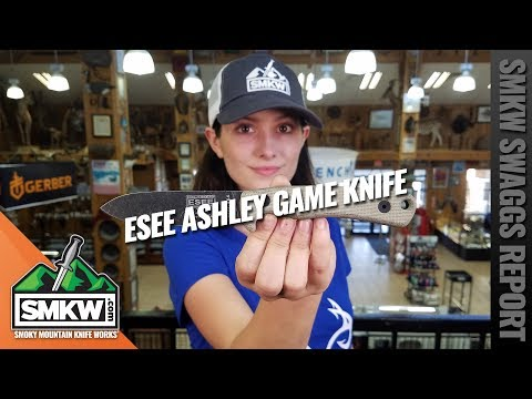 The SMKW Swaggs Report: ESEE Ashley Game Knife