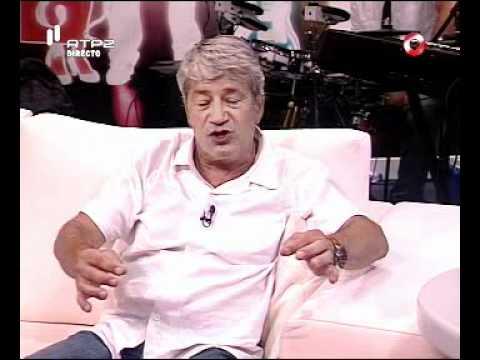 """José Pedro Gomes - """"Brancas"""" em palco / Pedro Fernandes / 5 Para a Meia Noite"""