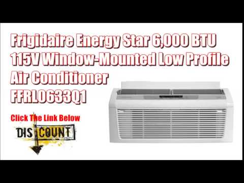 Frigidaire Air Conditioner Frigidaire Energy Star 6 000
