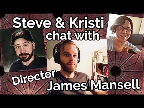 The Horror! With James Mansell & Steve Shives