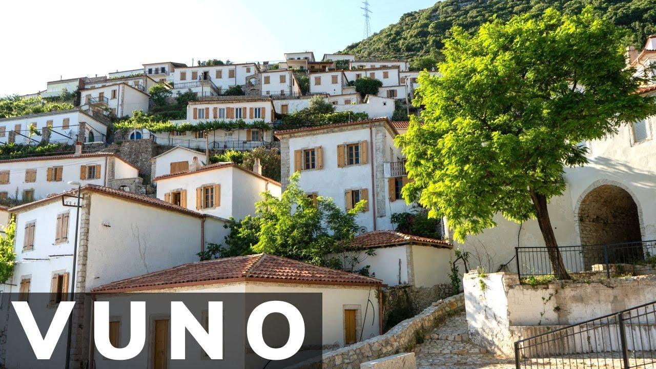 Vuno, Albania 2020 - A Beautiful Mediterranean Village