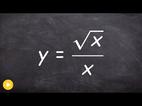 Finding the derivative square root x over x, using power rule