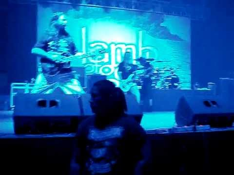 Lamb of God Willie Adler Possessed in Manila 2012 Descending, Contractor.MPG