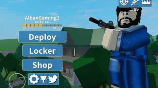 Roblox Arsenal | Meeting Robjoh99 (Got rekt hard) With Justin5467T and BoilingJerome